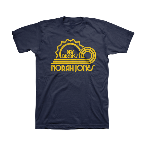Wave Breaks Tee - Norah Jones Store
