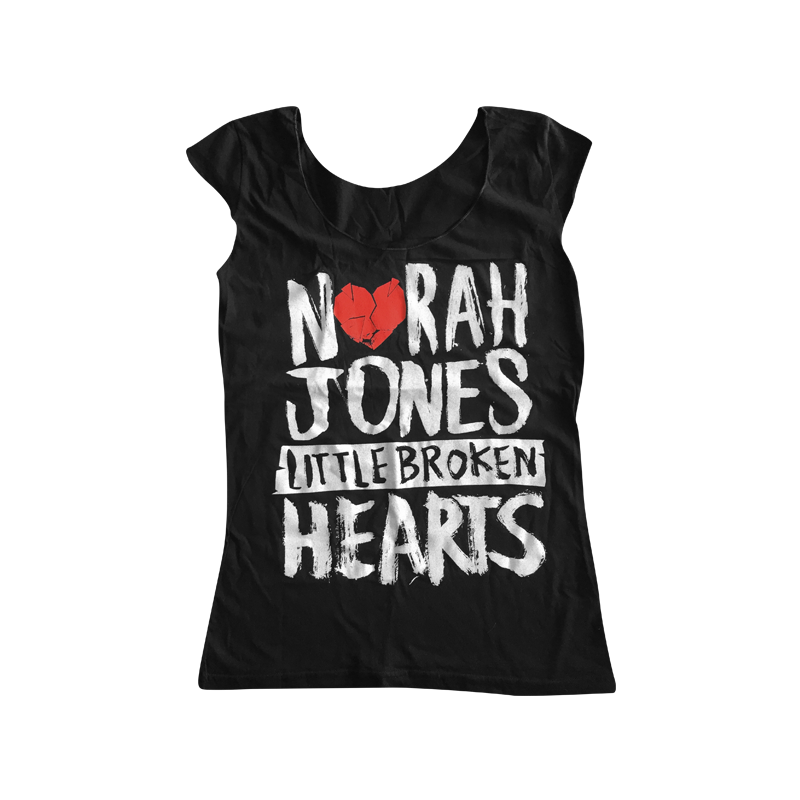 Little Broken Hearts Women's Tee - Norah Jones Store