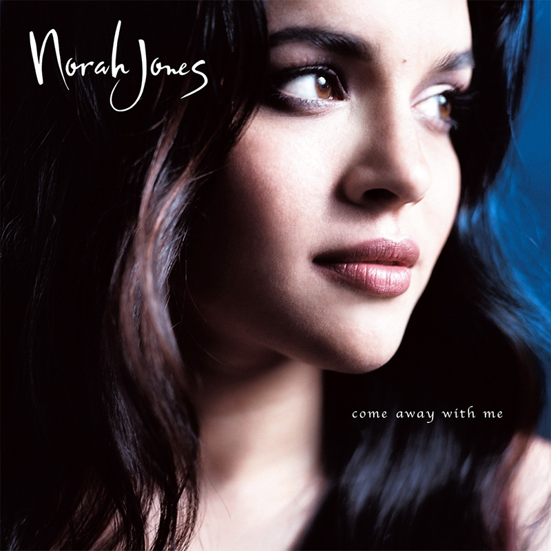 Come Away With Me Vinyl - Norah Jones Store - 1
