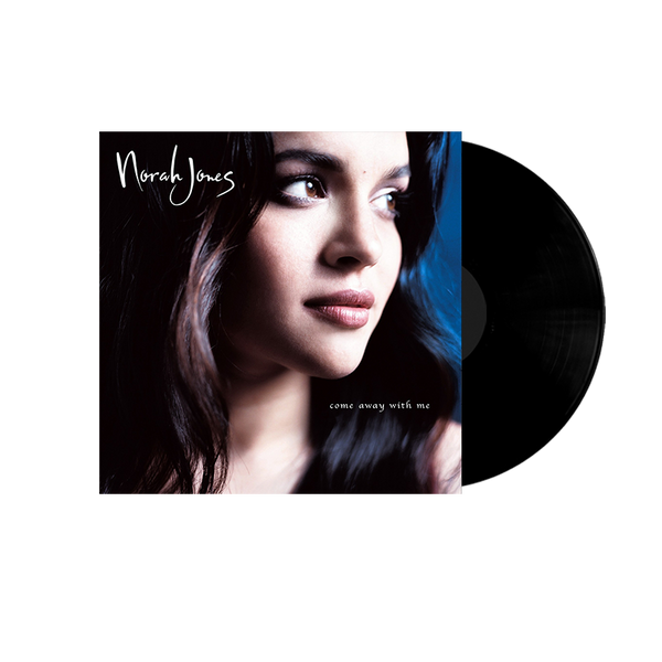 Come Away With Me Vinyl - Norah Jones Store - 2