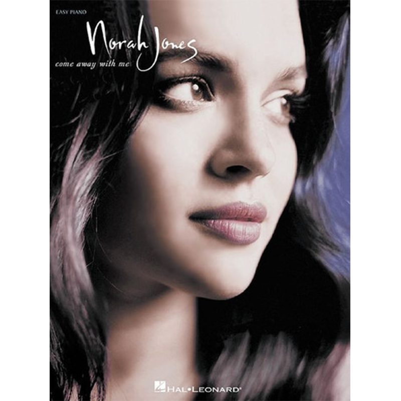Come Away With Me Easy Piano Songbook - Norah Jones Store