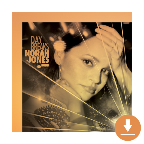 Day Breaks Digital Download - Norah Jones Store - 1