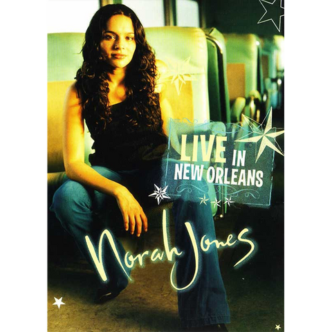 Live In New Orleans DVD - Norah Jones Store