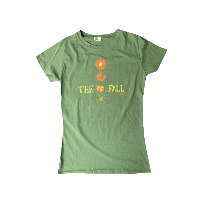 The Fall Women's Tee - Norah Jones Store - 1