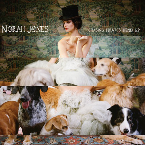 The Fall Remixes Vinyl - Norah Jones Store - 1