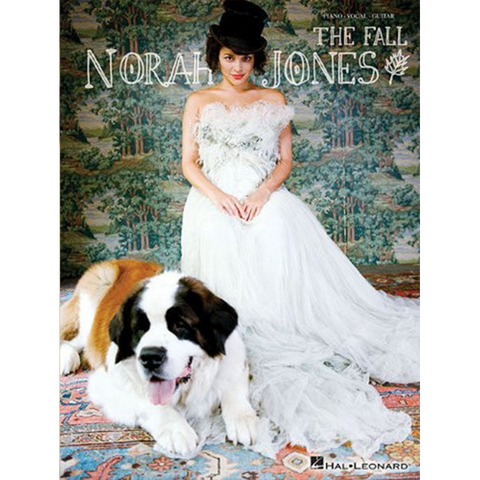The Fall Piano, Voice, & Guitar Songbook - Norah Jones Store