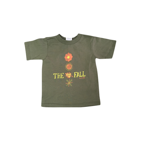The Fall Toddler Tee - Norah Jones Store - 1