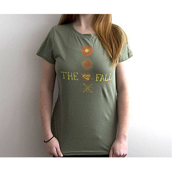 The Fall Women's Tee - Norah Jones Store - 2