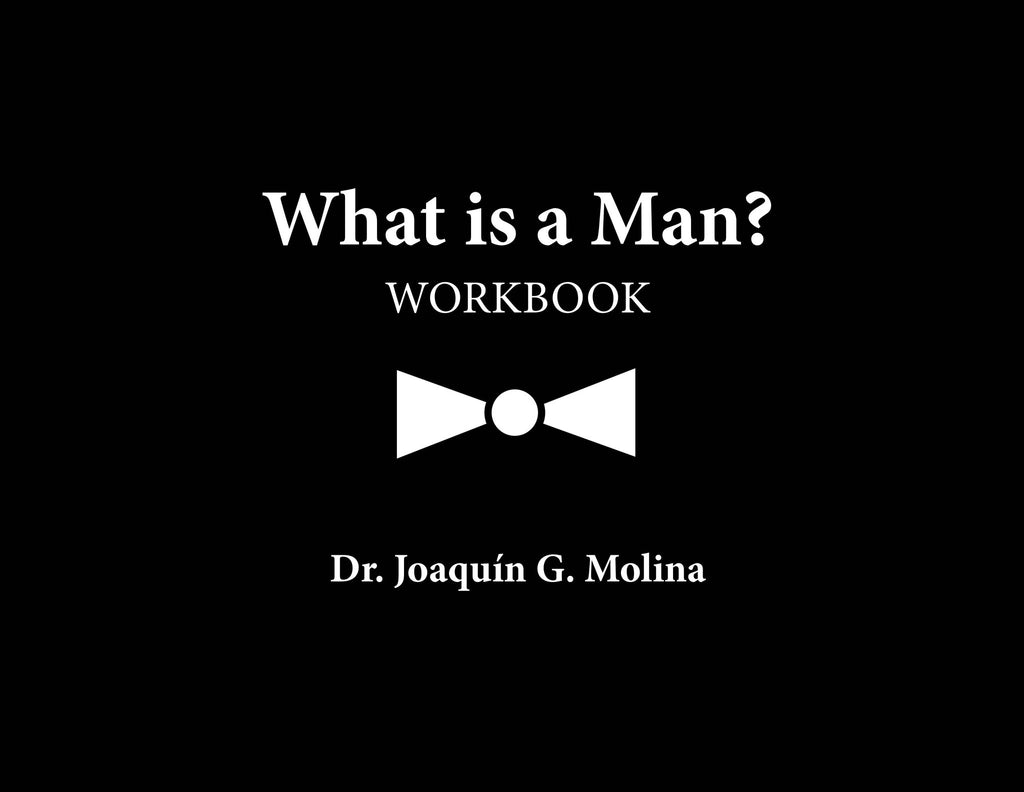 What is a Man? | Workbook