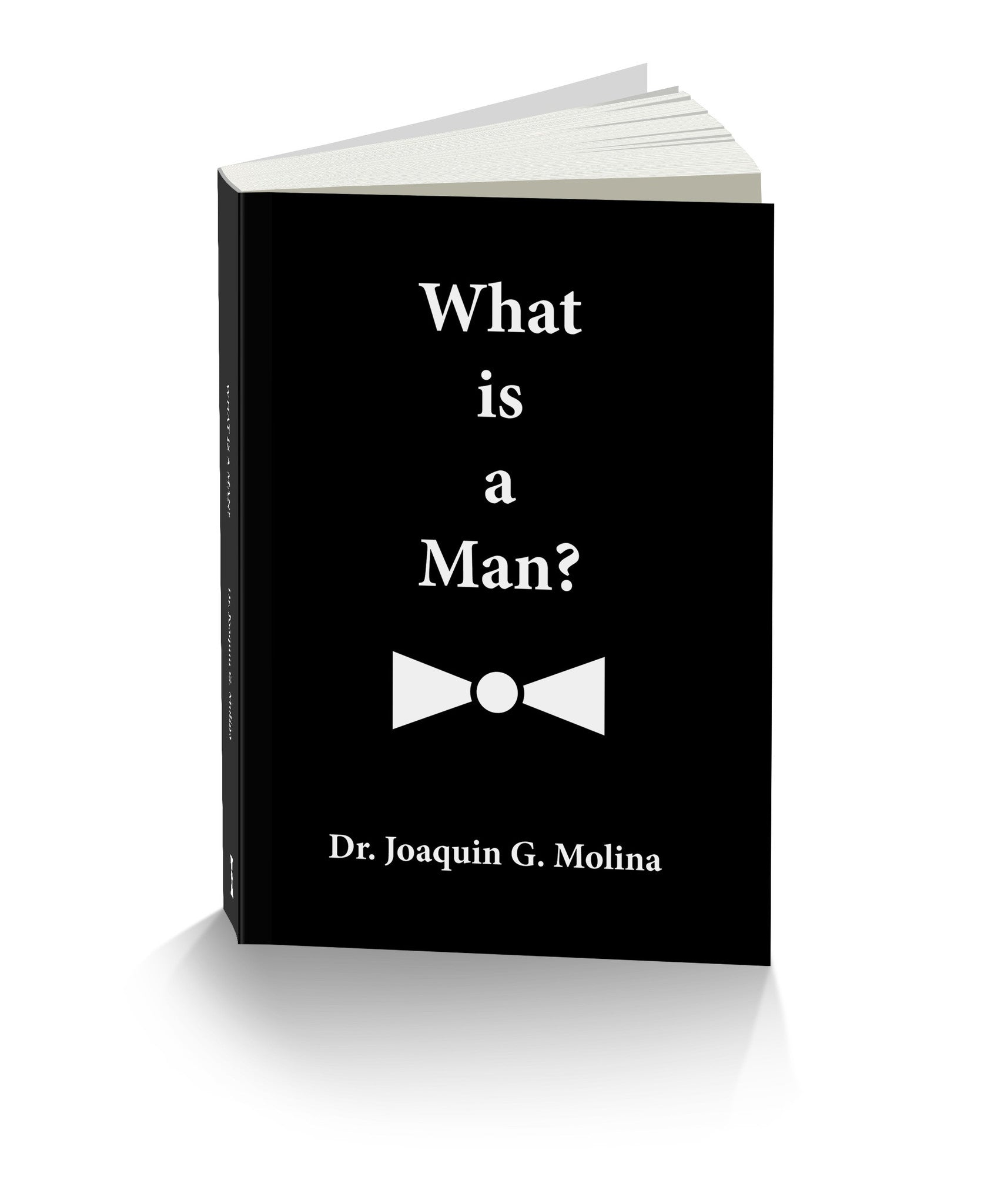 What is a Man? Book