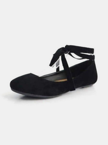 Chantal Wrap Flats