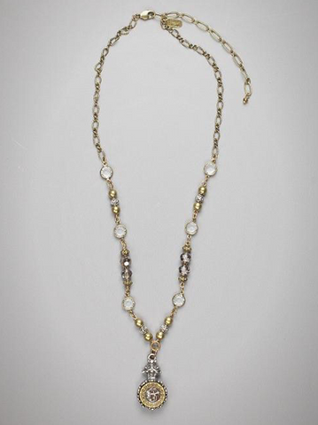 Mica Necklace