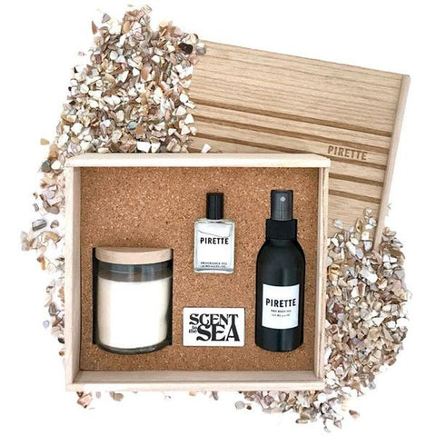Pirette Scent to the Sea Gift Box