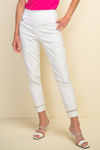 Joseph Ribkoff Cut Out Pant