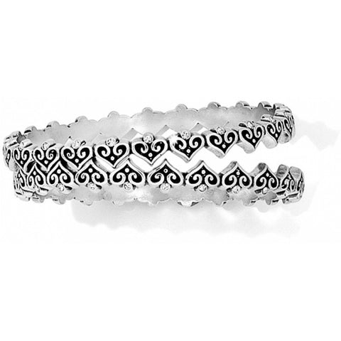 Brighton Alcazar Heart 2-Piece Bangle