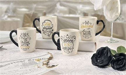 Giftcraft Break-Up Mugs - ShopBody.com