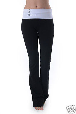 T-Party Mind, Body, Sprit Yoga Pant
