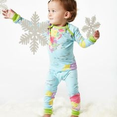 Bed Head Pajamas BooBoo L/S PJ Set