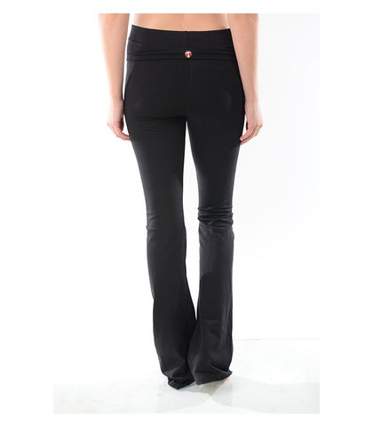 T-Party Solid Yoga Pant
