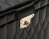 Wolf Caroline Quilted Medium Jewelry Case