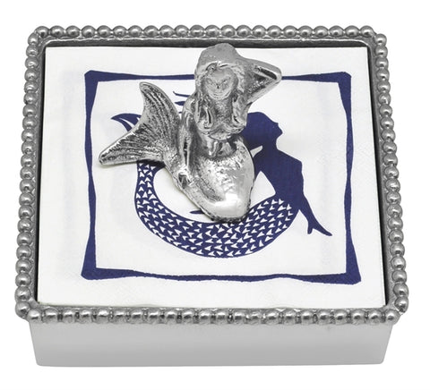 Mariposa Mermaid Napkin Box