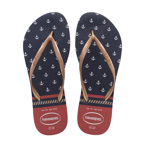 Havaianas Slim Nautical Sandal