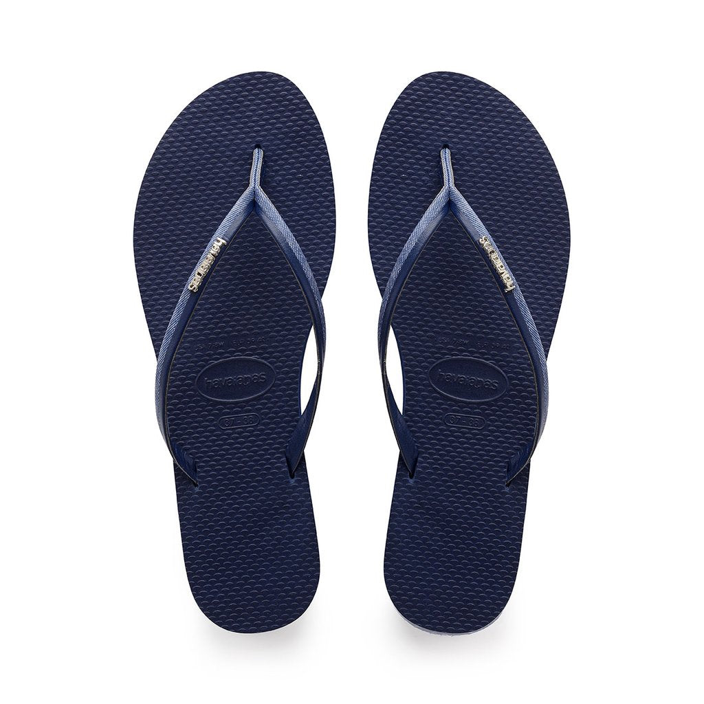 Havaianas You Jeans Sandal - Navy Blue