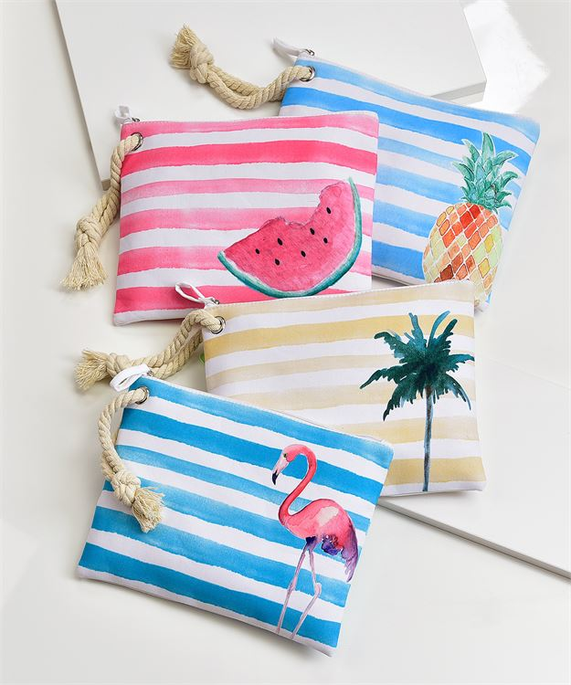 Giftcraft Beach Cosmetic Bag