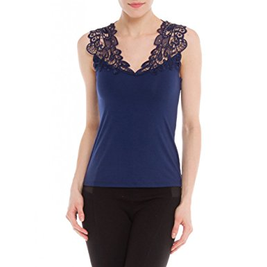 Arianne Reversible Lace Top