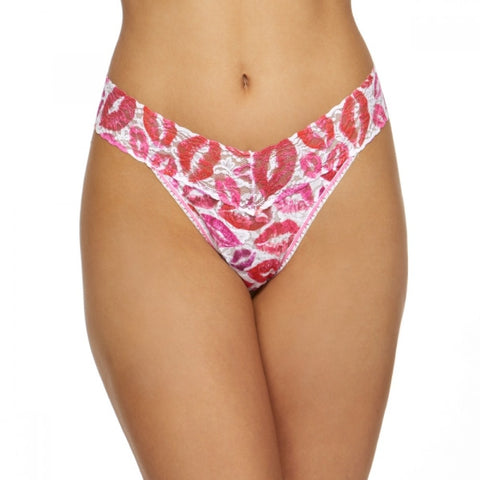 Hanky Panky Love and Kisses Original Rise Thong