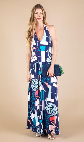 Tori Richard Aloha Jackie Dress