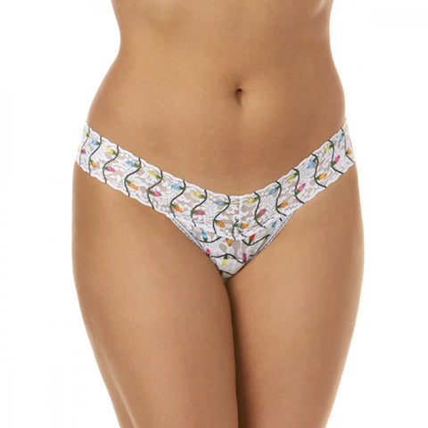 Hanky Panky Twinkle Low Rise Thong