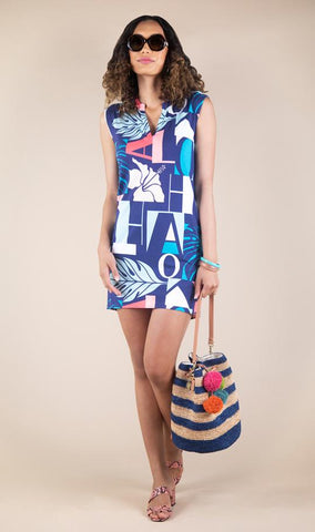 Tori Richard Aloha Alexia Dress