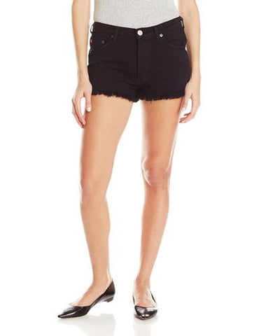 Hudson Tori Slouch Short Downtown Black