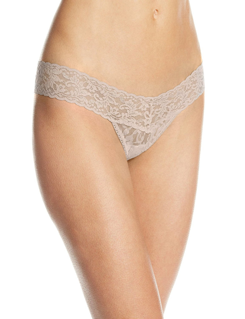 Hanky Panky Signature Lace Low Rise Thong - ShopBody.com - 1
