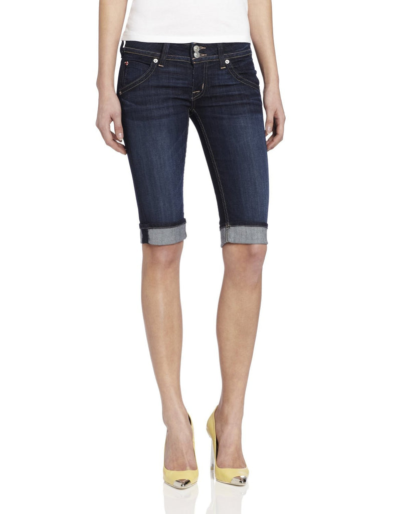 Hudson Palerme Knee Short in Stella - ShopBody.com - 1