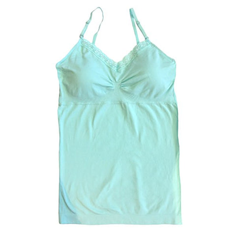 Coobie Camisole with Lace Trim