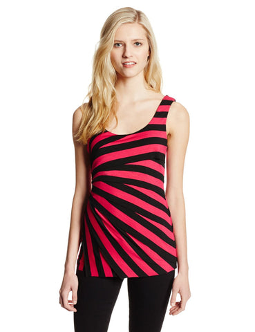 Bailey 44 Sunshine Jersey Striped Sleeveless Top