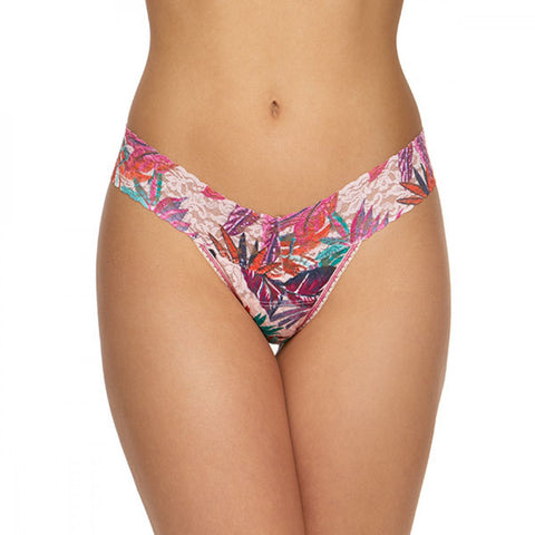 Hanky Panky Rainforest Low Rise Thong