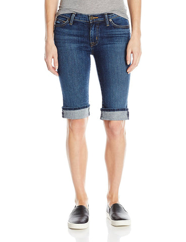 Hudson Amelia Cuffed Knee Short Blue Moon