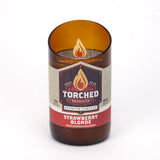 Torched Bomber Candle