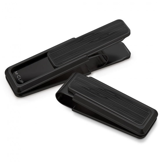 M-Clip Stainless Blackout Wood