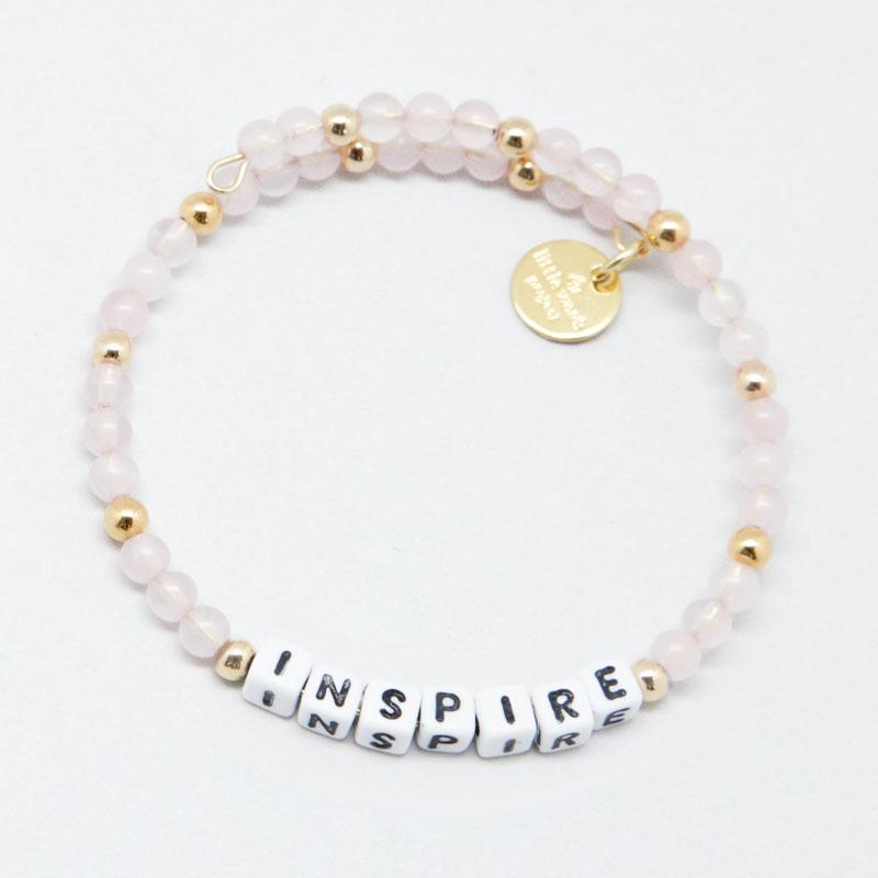 Little Word Project Stone Wrap Bangle