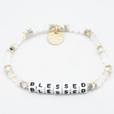 Little Words Project Beaded White