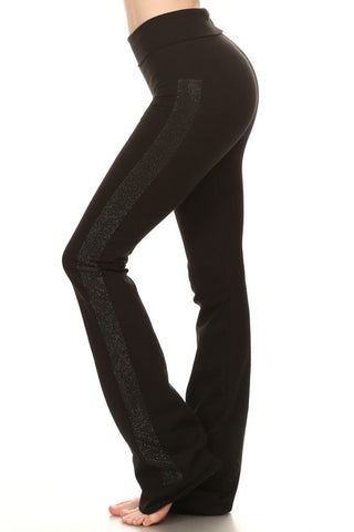 T-Party Stone Panel Yoga Pant