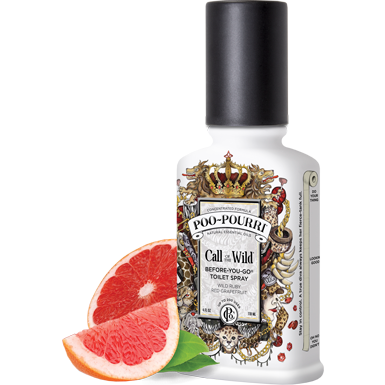 Poo-Pourri Call of the Wild Toilet Spray
