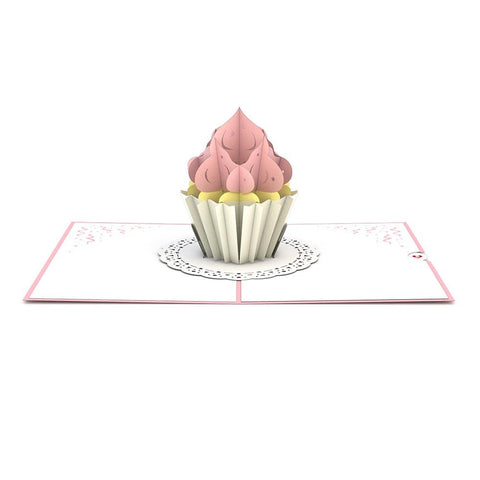 Lovepop Cupcake Card