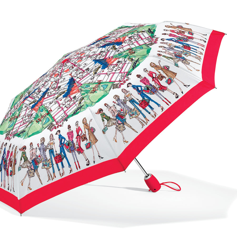 Brighton Fashionista Passport Umbrella