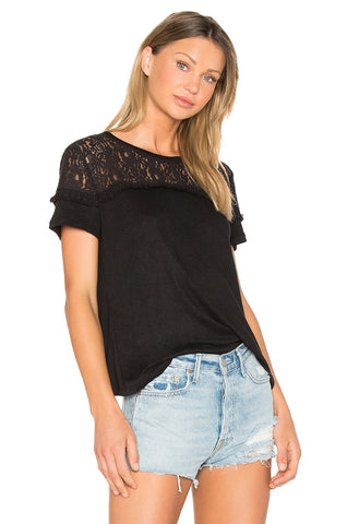Generation Love Rooney Open Back Lace Top