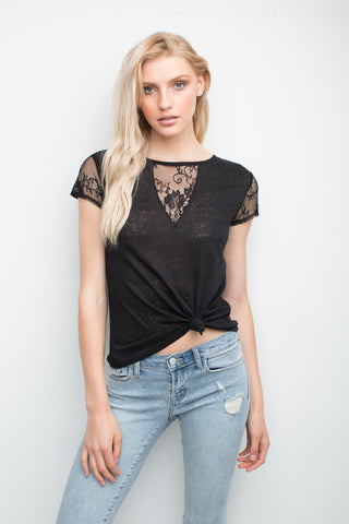 Generation Love Delancy Lace Top